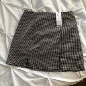 NEW Urban Outfitters Gingham Skirt